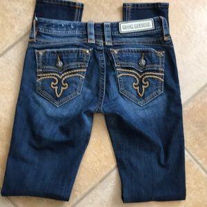 Rock Revival Calli Skinny Jeans 27x35